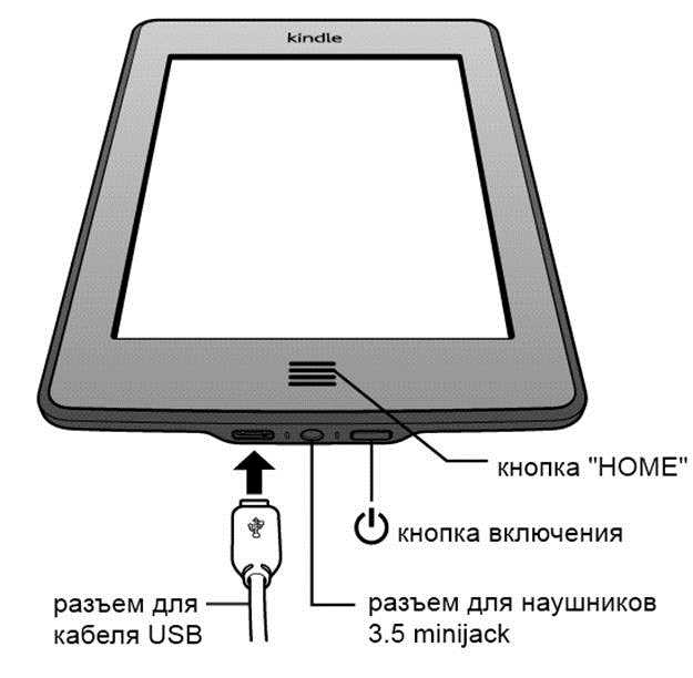 Kindle Touch manual
