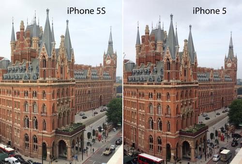 iPhone 5S vs 5