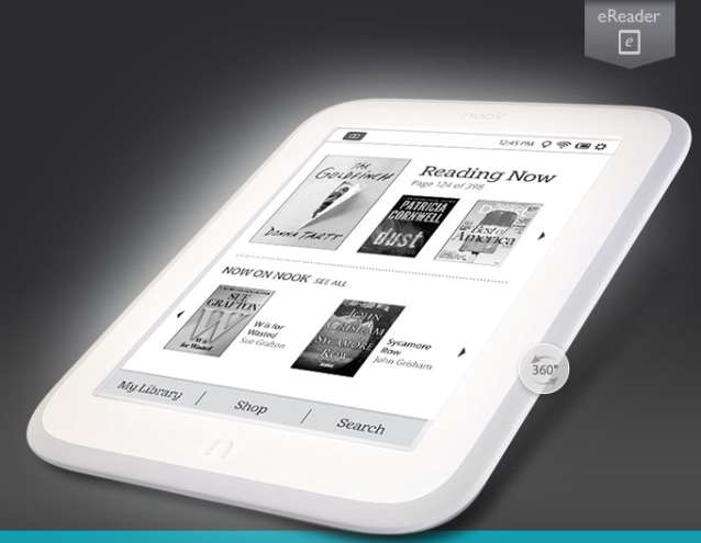 NEW NOOK GlowLight