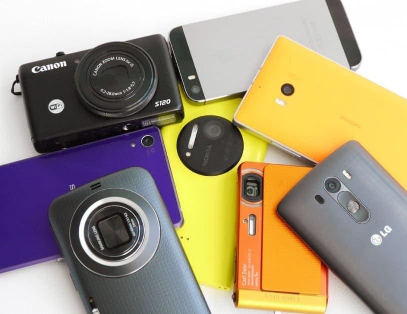 как выбрать камерофон