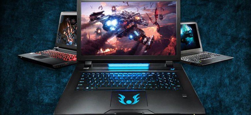 ТОП игровых ноутбуков 2020