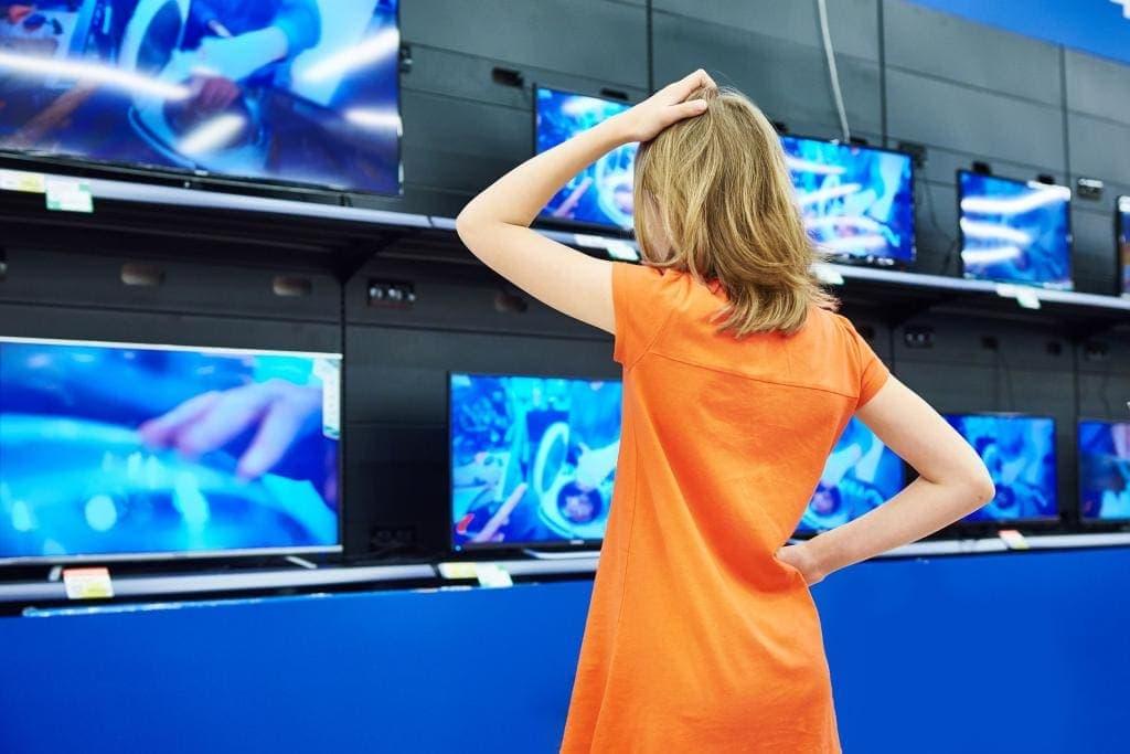 Рейтинг телевизоров 2020