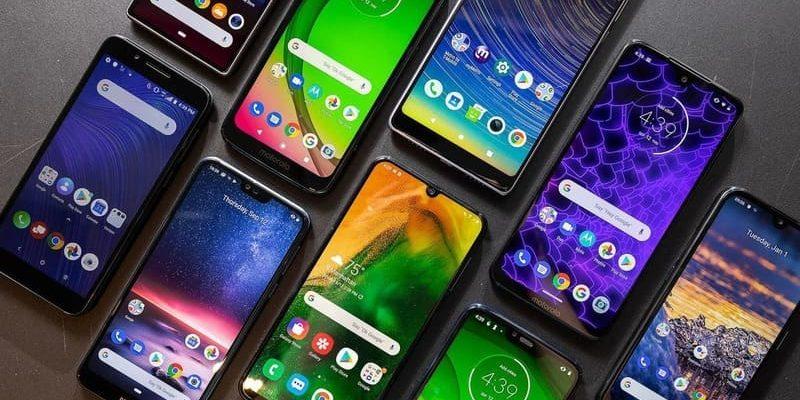 Лучшие телефоны 2020