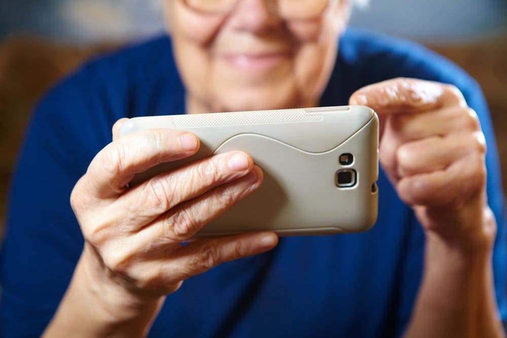 смартфон для пенсионера